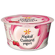 Yoplait Custard Strawberry Yogurt