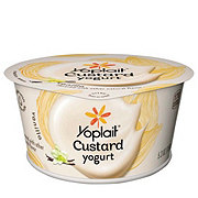 Yoplait Custard Vanilla Yogurt