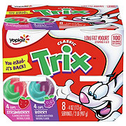 Yoplait Disney Princess Berry & Strawberry Low Fat Yogurt Value Pack