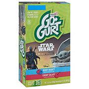 Yoplait GoGurt Low‑Fat Berry Bash & Shell Shockin' Cherry Yogurt Tubes Value Pack ‑ Shop Yogurt at H‑E‑B