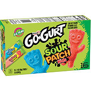 Yoplait GoGurt Sour Patch Kids