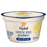Yoplait Greek 100 Protein Lemon Greek Yogurt