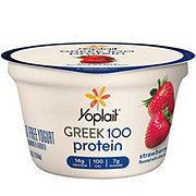 Yoplait Greek 100 Protein Strawberry Yogurt