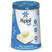 Yoplait Light Fat Free Key Lime Pie Yogurt