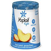 Yoplait Light Harvest Peach Yogurt