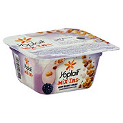 Yoplait Mix-ins Very Berry Crisp Yogurt