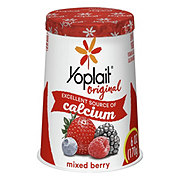 Yoplait Original Low-Fat Mixed Berry Yogurt