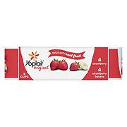 Yoplait Original Lowfat Strawberry/ Strawberry Banana Fridge Pack Yogurt 8 CT