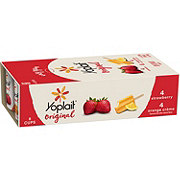 Yoplait Original Orange Cream/Strawberry Yogurt