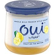 Yoplait Oui Lemon French StyleYogurt