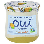 Yoplait Oui Mango Yogurt