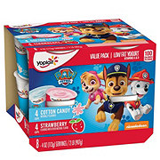 Yoplait Strawberry & Cotton Candy Low Fat Yogurt Value Pack