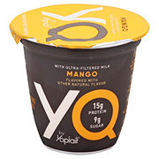 Yoplait YQ Ultra-Filtered Milk Mango Yogurt