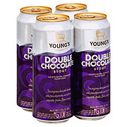 Young's Double Chocolate Stout Beer 14.9 oz Cans