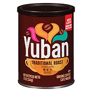 Yuban Premium Ground Traditional Medium Roast Coffee