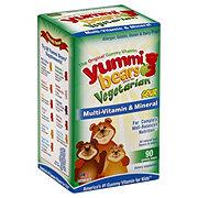 Yummi Bears Multi-Vitamin And Mineral Vegetarian Sour Gummy Bears