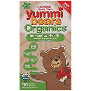 Yummi Bears Organics Immunity Health Gummy