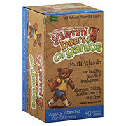 Yummi Bears Organics Multi-Vitamin
