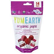 Yummy Earth Organic Vitamin C Lolli Pops