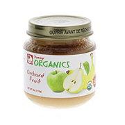 Yummy Organics 2ND Foods Orchard Fruit