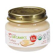 Yummy Organics Turkey With Gravy