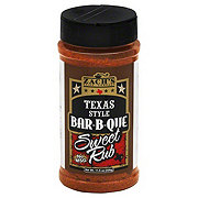Zach's Spice Co. Texas Style Bar-B-Que Sweet Rub