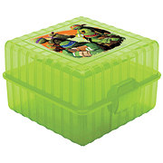 Zak! Teenage Mutant Ninja Turtles Gopak, 4 Compartment Lunch Container