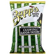 Zapp's Cajun Dill Gator-Tators Potato Chips