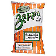 Zapp's Hotter n' Hot Jalapeno Potato Chips