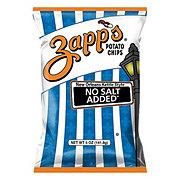 Zapp's No Salt Added Potato Chips