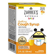 Zarbee's Naturals Baby Cough Mucus Relief Syrup, Grape