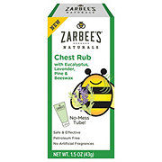 Zarbee's Naturals Children's Chest Rub