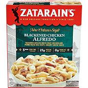 Zatarain's Blackened Chicken Alfredo
