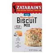 Zatarain's Cheddar Garlic Biscuit Mix