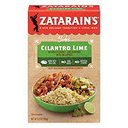 Zatarain's Cilantro Lime Rice Side Dish