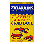 Zatarain's Crawfish, Shrimp & Crab Boil In Bag