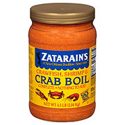 Zatarain's Crawfish Shrimp & Crab Boil Sack Size