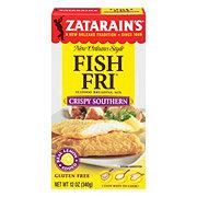 Zatarain's Crispy Southern Style Seasoned Fish-Fri