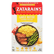 Zatarain's Garlic Butter Flavored Rice Mix