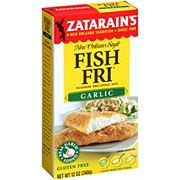Zatarain's Garlic Fish-Fri