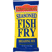 Zatarain's New Orleans Seasoned Breading Mix for Fish Fry
