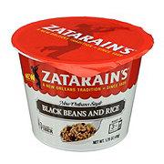 Zatarain's New Orleans Style Black Beans & Rice Cup