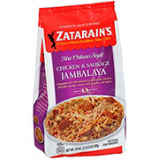 Zatarain's New Orleans Style Chicken And Sausage Jambalaya