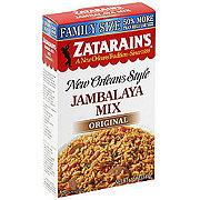 Zatarain's New Orleans Style Family Size Jambalaya Mix
