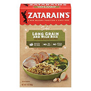 Zatarain's New Orleans Style Long Grain & Wild Rice Mix
