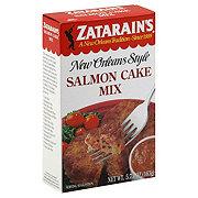 Zatarain's New Orleans Style Salmon Cake Mix