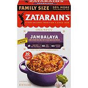 Zatarain's Original Jambalaya Mix Family Size