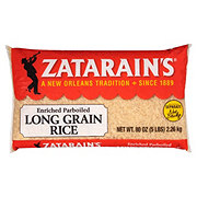 Zatarain's Parboiled Extra Long Grain Rice