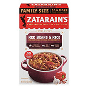 Zatarain's Red Beans and Rice Family Size