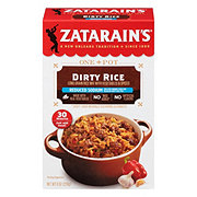 Zatarain's Reduced Sodium Dirty Rice Mix